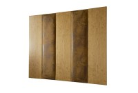 Magdalen Veneer Border Wood Headboard | Email for Pricing